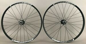 "DT XR331 650b 27.5"" MTB Wheelset 15x100mm 12x142mm Black Shimano 8 9 10 11 Speed"