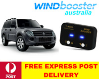 Windbooster 5-mode throttle controller for Mitsubishi Pajero (non-sport) 2006 on