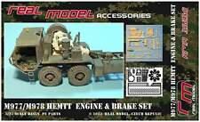 M977/M978 HEMTT engine & brake detail  1/35 Real Model resin detail set RMA35238