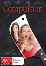 Compulsion-DVD VERY GOOD CONDITION FREE POSTAGE ALL OVER AUSTRALIA REGION 4
