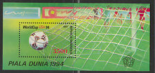 INDONESIA 1994 BL110 SOCCER USA MNH