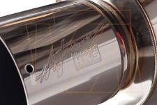 HKS Hi Power Rear Muffler For 07-13 Infiniti G35 G37 Sedan 32003-BN001