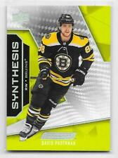 19-20 UPPER DECK ENGRAINED SYNTHESIS #S-32 DAVID PASTRNAK BRUINS