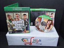 XBOX ONE Grand Theft Auto V - Premium Online Edition NO MAP