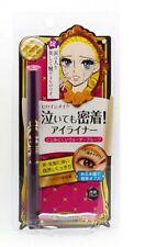Kiss Me Heroine Smooth Liquid Eyeliner (0.1mm ultra slim) Waterproof Black Color