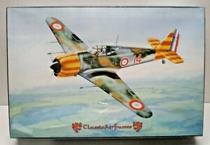 Classic Airframes 1/48 Scale Marcel Bloch MB-155 factory sealed kit #423