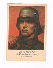 General Government NSDAP Day postcard