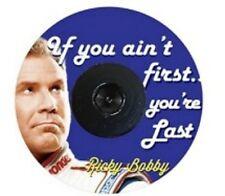 Bikelangelo 1 1/8 Headset Top Cap - Ricky Bobby