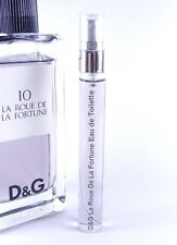 Dolce & Gabbana # 10 La Roue De La Fortune 10ml D&G Travel SAMPLE EDT 0.33 oz