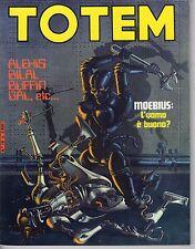 Fumetto TOTEM EDIZIONE NUOVA FRONTIERA ANNO 1982 NUMERO 18