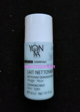 Yonka Lait Nettoyant Cleansing Milk 1.01Ooz/30 ml - NEW