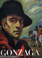 GONZAGA - MORMINO IGNAZIO - IL QUADRATO 1971 / Dedica e firma dell'Artista