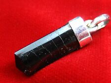 Delivery, Us Seller, 925 Silver Tourmaline Pendant - Free Shipping, Fast