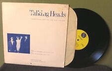 "Talking Heads ""Road to Nowhere"" 12"" Orig VG+ David Byrne"