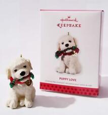 Hallmark 2013 Puppy Love cutest ever Golden Doodle series #23 Mib Rare Htf
