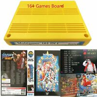 Classic 161 in 1 Multi Game For SNK NEO GEO Modul Cartridge MVS AES NEOGEO KIT