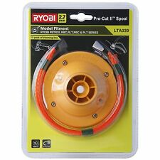Ryobi PRO CUT II SPOOL LTA039 2.7mm 10 Pieces Suits RBC, RLT, PBC & PLT