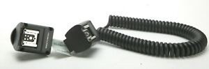 Insignia Off-Camera Flash Cord For Canon Single TTL. Unused. Useful.