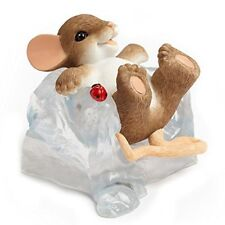 You're The Coolest Charming Tails Mouse Figurine #4043864