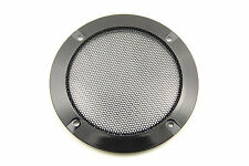4'' Speaker Covers Grill Mesh Car Audio Speaker Covers 2PC