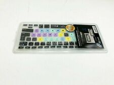 Final cut Pro x Keyboard cover for all  Macbook pro retina 13 inch and 15