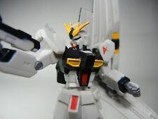 "The Complete Collection of Gundams ""RX-93 v(Nu) Gundam""Mini Poster&Figure BANDAI"