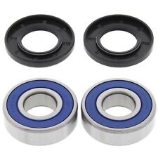 1977-1980 Suzuki RM125 Front Wheel Bearings and Seals RM 125