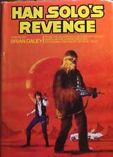 Star Wars: Han Solo's Revenge 1st Edition by Brian Daley HC DJ BCE 1979 Del Rey