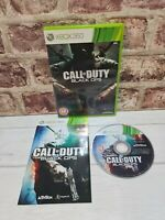 Call of Duty: Black Ops (Xbox 360) with manual , Free Postage