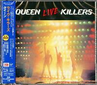 QUEEN-LIVE KILLERS-JAPAN 2 SHM-CD I17