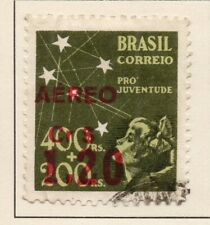 Brazil 1944 Early Issue Fine Used 1.20Cr. Surcharged NW-17194