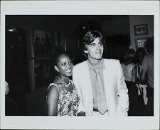 Alfre Woodard (Stage Actress), Roderick Spencer (Artist) ORIGINAL PHOTO