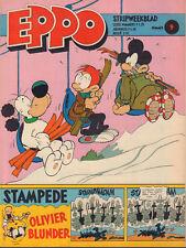 STRIPWEEKBLAD EPPO 1980 nr. 09 - STORM / AGENT 327 / LUCKY LUKE / ROEL DIJKSTRA