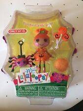 Mini Lalaloopsy Target Exclusive Pumpkin Candle Light Halloween Fall 2013