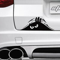 Eyes Monster Peeper Scary Funny Car Bumper Window Vinyl Decal Sticker Accessory