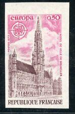 TIMBRE FRANCE NEUF N° 1752 ** NON DENTELE / MNH / BRUXELLES EUROPA COTE + 47 €