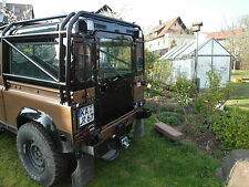 STC50417 Heckleiter Land Rover Defender
