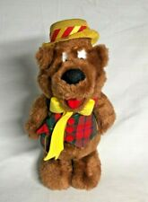 "Vintage 1997 Humphrey Bear Plush 13"""