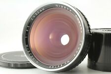 【EXC+4】 Nikon NIKKOR-H 50mm F/3.5 Wide for Bronica EC TL S2 S2A from Japan #110