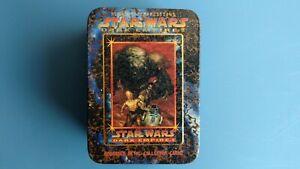Star Wars Dark Empire Series II Metallic Impressions 6 Card Set Sealed