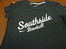 NIKE Southside Basketball  T-Shirt Women's Large Slim Fit Tee   J5