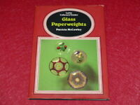 [ARTS DECORATIFS VERRE] Patricia McCAWLEY GLASS PAPERWEIGHTS Sulfures Collection