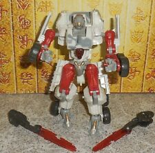 Transformers Movie Complete Deluxe WRECKAGE Lot w manual
