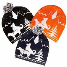 DOGGY / WOLF STYLE NAUGHTY KNIT BEANIE