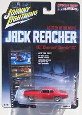 JOHNNY LIGHTNING SILVER SCREEN JACK REACHER 1970 CHEVY CHEVELLE SS 454 #2