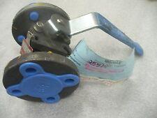 "NELES-JAMESBURY 1"" STAINLESS STEEL BALL VALVE M/N #5150312236"