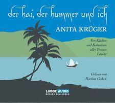 Der Hai, der Hummer und ich - Anita Krüger - Hörbuch 2 CD - Lübbe Audio