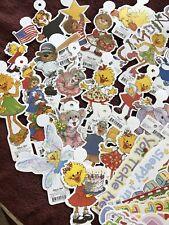 Suzy's Zoo Scrapbook Lot