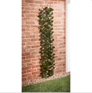 Premium Artificial Leaf Trellis Walls Fences Outdoor Decor