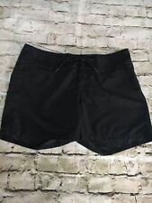Oakley Women's Black Swim/ Surfing Shorts. Size: US 7-8